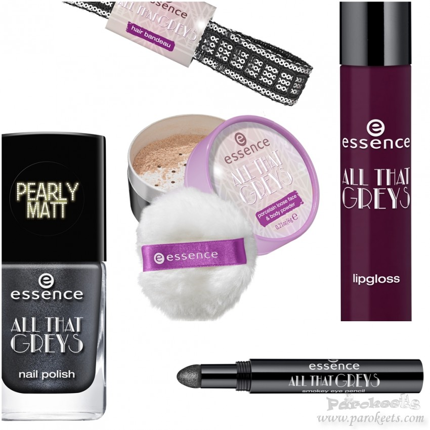 Essence All About Grays preview