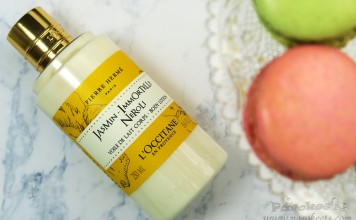 L'Occitane Jasmin-Immortelle-Neroli body lotion