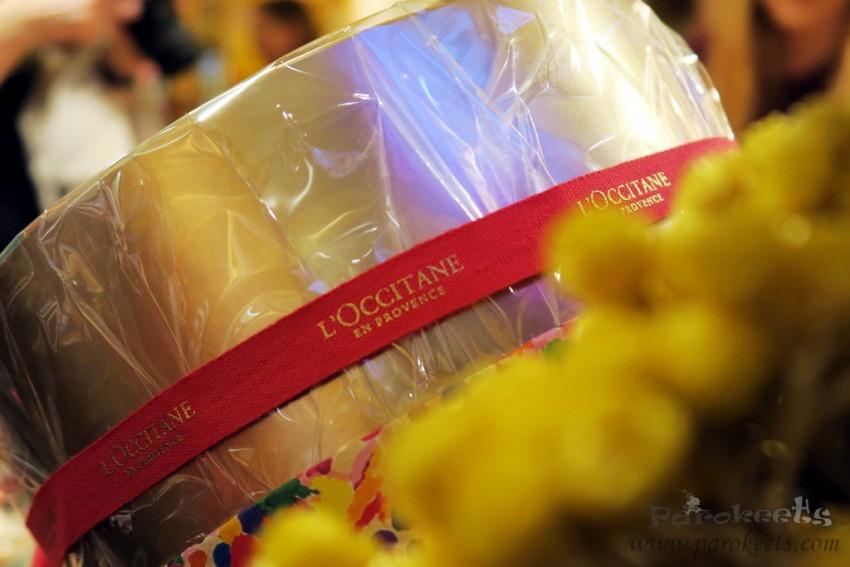 L'Occitane darilna škatla