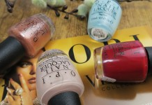 OPI Venice nail polish fall 2015