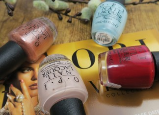 OPI Venice nail polish fall 2015
