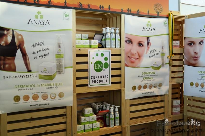 Sejem Narava Zdravje 2015 Anaya - stojnica