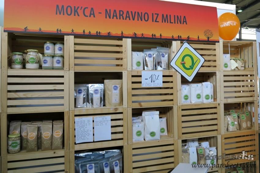 Sejem Narava Zdravje 2015 Mokca - ekoloska, brezglutenska moka