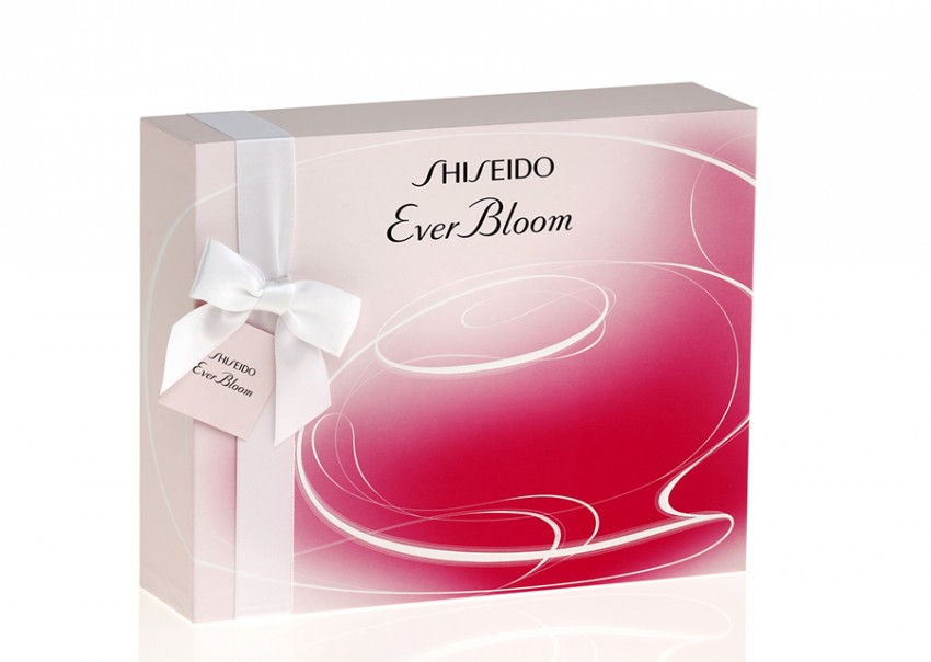 Shiseido Ever Bloom EDP 50 ml HOLIDAY KIT