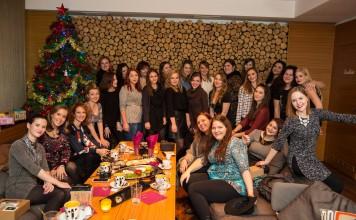 Prednovoletna zabava lepotnih blogerk #lepotno2016 | foto: Domen Blenkuš