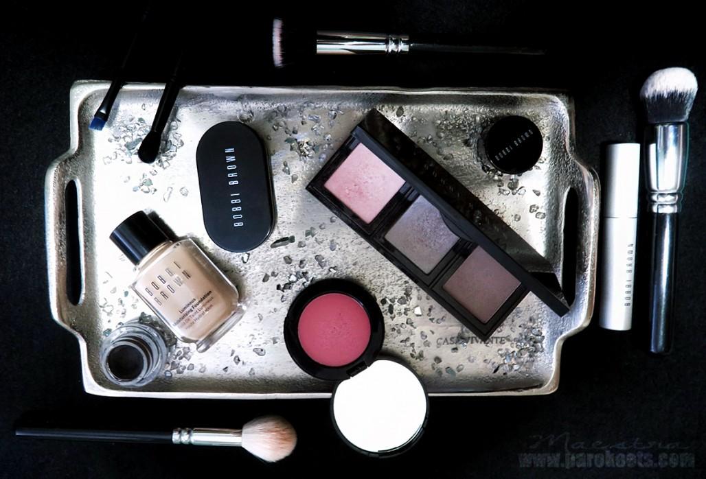Bobbi Brown Cosmetics products
