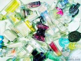 Perfume stash