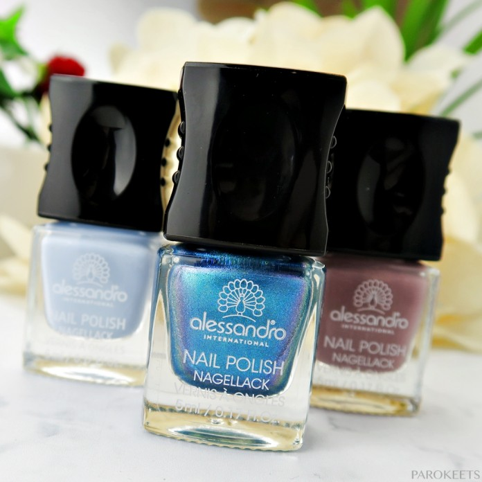 Alessandro Cosmic Chic polishes