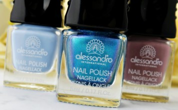 Alessandro Cosmic Chic polishes big