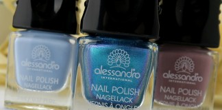 Alessandro Cosmic Chic polishes big