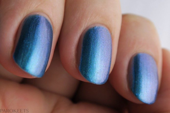Alessandro Electric Blue (Cosmic Chic) duochrome