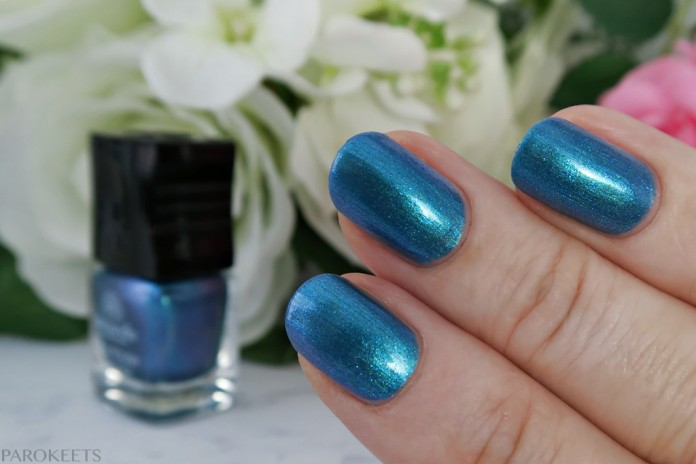 Alessandro Electric Blue (Cosmic Chic) shimmer
