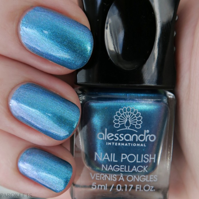 Alessandro Electric Blue (Cosmic Chic)