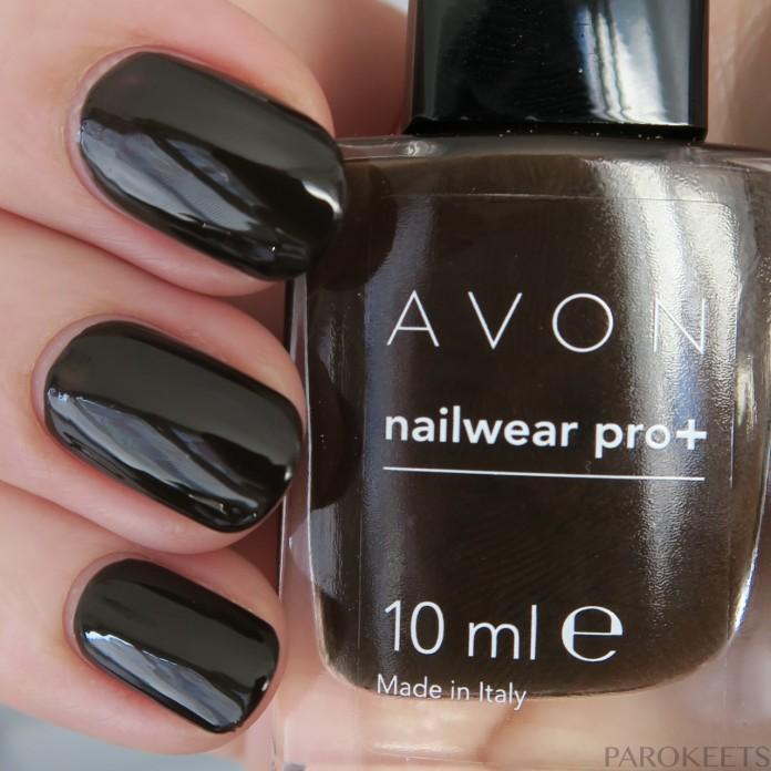 Avon Modern Edge nail polish (Modern Romance)
