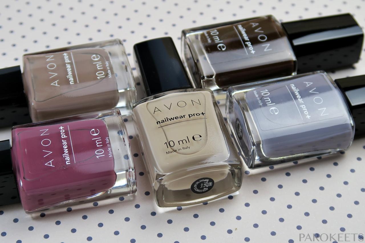 Avon Modern Romance nail polish collection | Parokeets