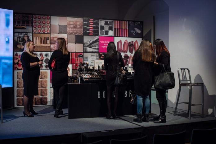 Bobbi Brown event na Ljubljanskem gradu 1