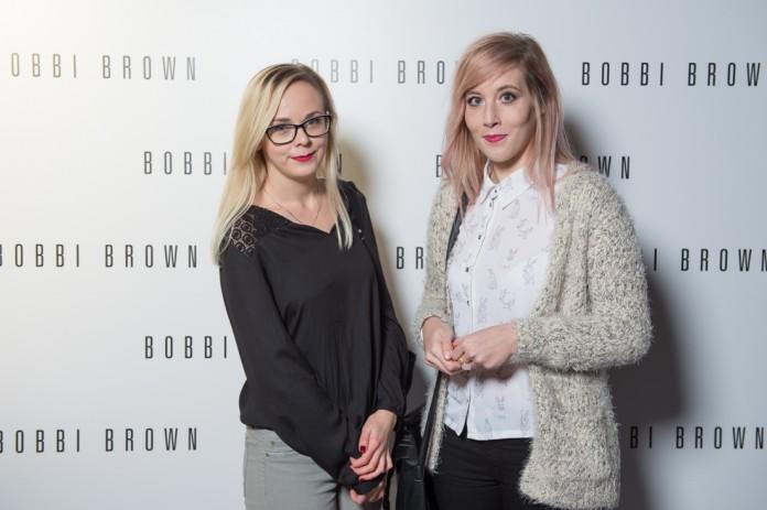 Bobbi Brown event na Ljubljanskem gradu - Aida, Sara