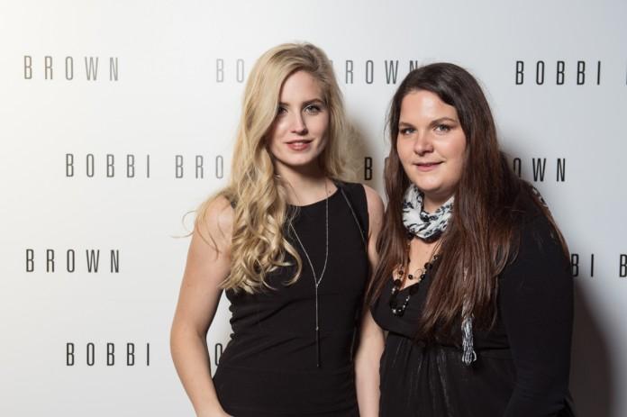 Bobbi Brown event na Ljubljanskem gradu - Ajda Sitar, Tara