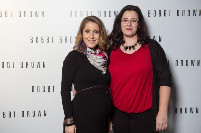 Bobbi Brown event na Ljubljanskem gradu - Gejba in Maestra Parokeets