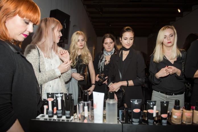 Bobbi Brown event na Ljubljanskem gradu -ogled