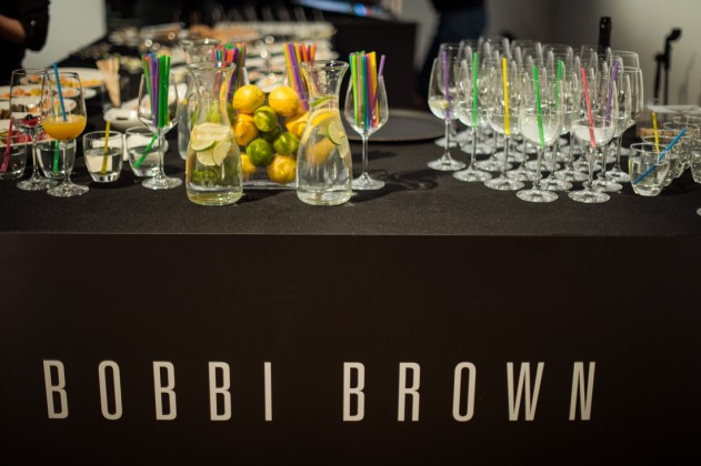 Bobbi Brown event na Ljubljanskem gradu - postezba