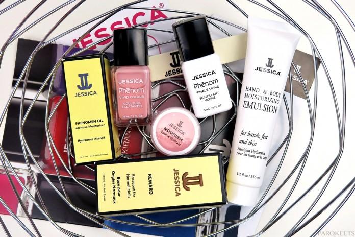 Jessica Cosmetics Slovenija Phenom event