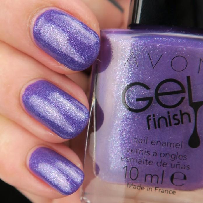 Avon Lavender Shimmer lak za nohte (pomlad 2016)