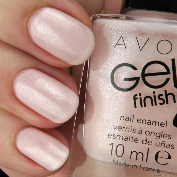 Avon Sheer Shimmer lak za nohte (pomlad 2016)