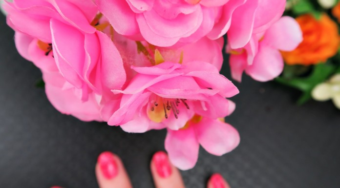 Spring 2016 manicure