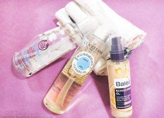Cleansing Oils review