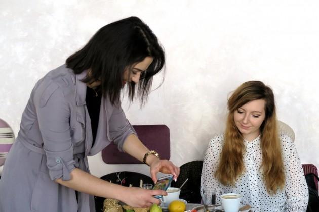Lancome Juicy Shaker event Ljubljana