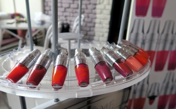 Lancome Juicy Shaker event Ljubljana