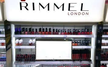 Rimmel London v Sloveniji