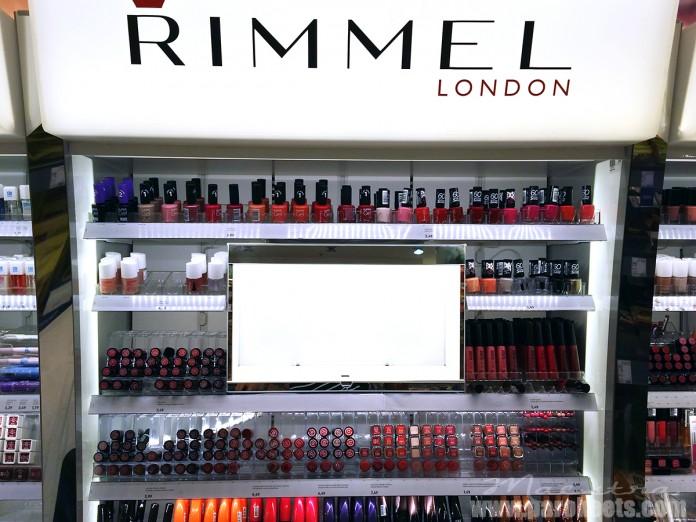 Rimmel London v Sloveniji