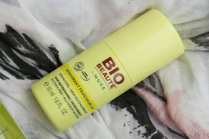 Nuxe Bio Beaute deodorant