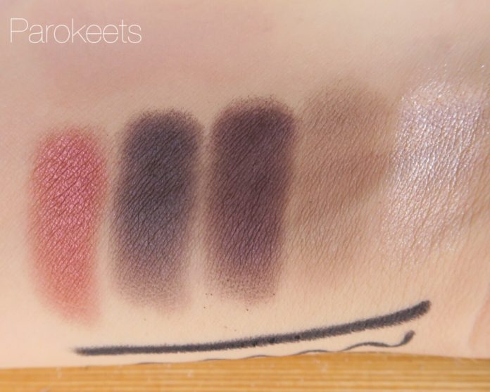 Rimmel Glam'Eyes HD 022 Brixton Brown (swatch)