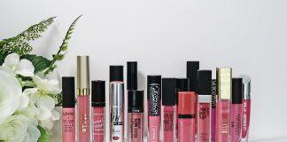 Comparison of 16 matt liquid lipsticks