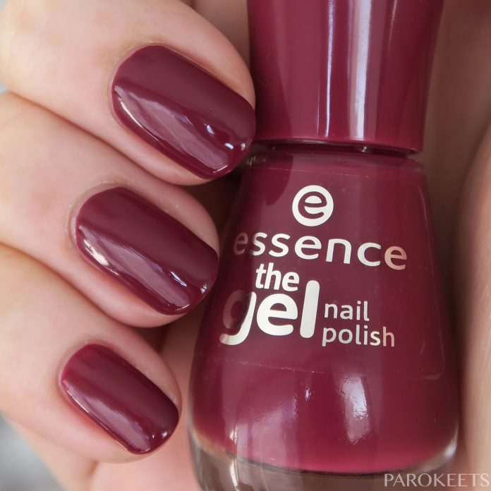 Essence More Than a Feeling 73 nail polish swatch