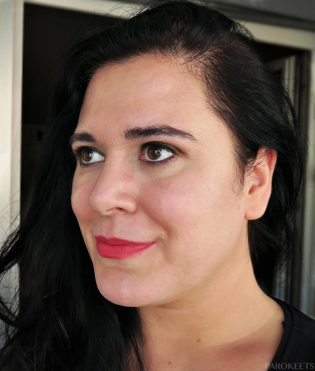 L.A. Girl Bazaar (liquid matte lipstick)