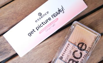 Essence Get Picture Ready in Light Up your Face paleti