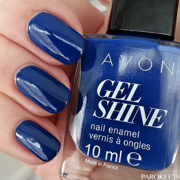Avon Gel Shine Sapphired Up P635 lak za nohte