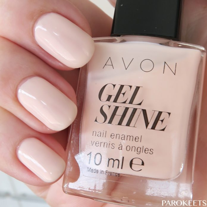 Avon Gel Shine Sheer Love P805 lak za nohte