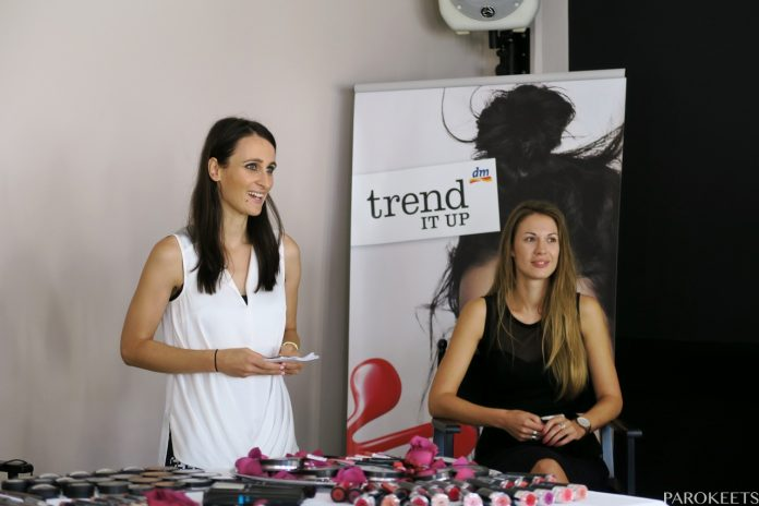DM Trend It Up event Ljubljana