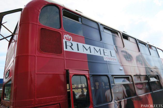 Rimmel Bus Tour Ljubljana 2016 by Gejba Parokeets