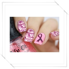 Pink October 2016 - THe Beauty Of Nail Polish blog