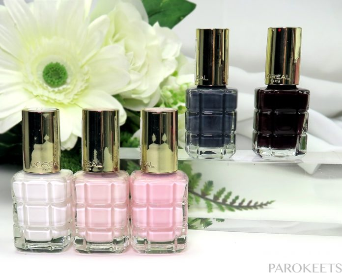 L'Oreal Color Riche Le Vernis a l'Huile nail varnish