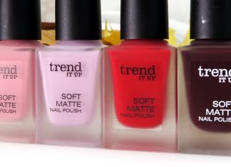 Trend It Up Soft Matte laki za nohte