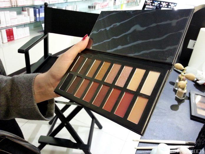 ItStyle kozmetika - paleta senčil