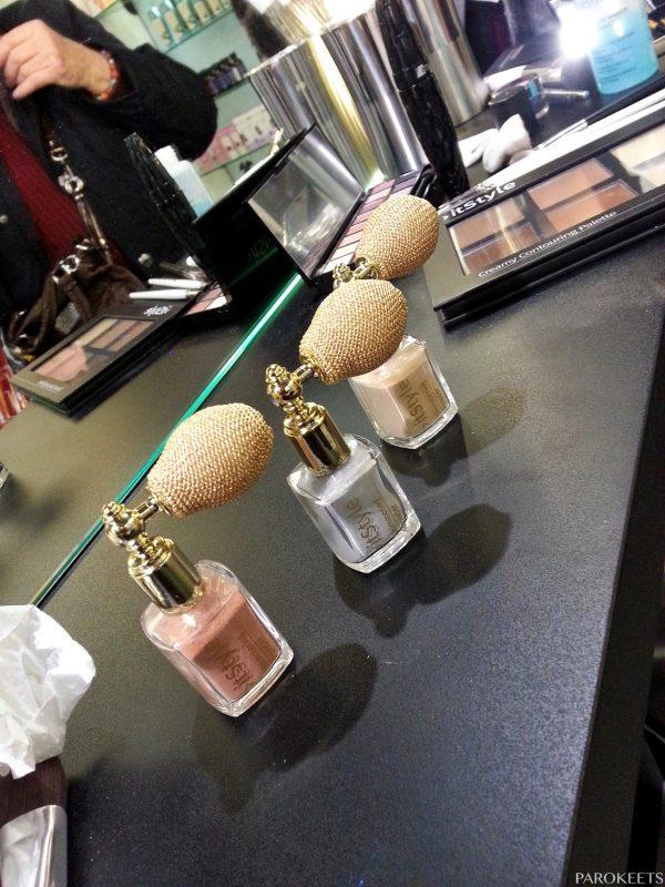 ItStyle kozmetika - parfum+bleščice