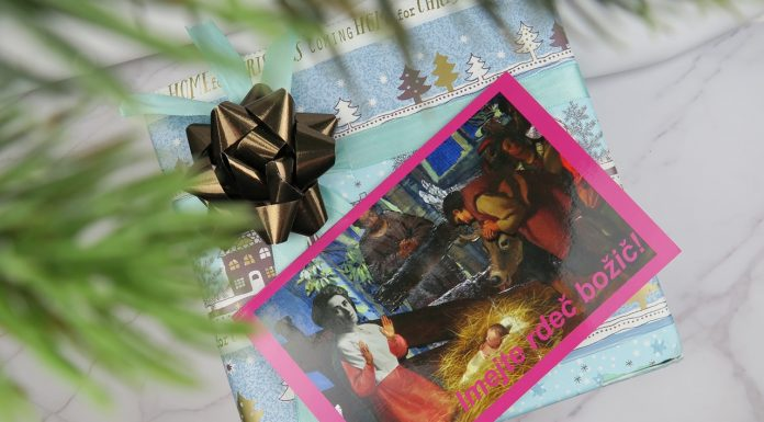 Skrivna Božička